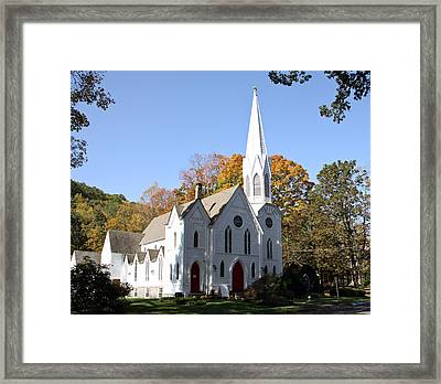 St. John's Church Framed Print