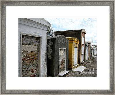 St. Louis 1 Framed Print by Victoria Lakes