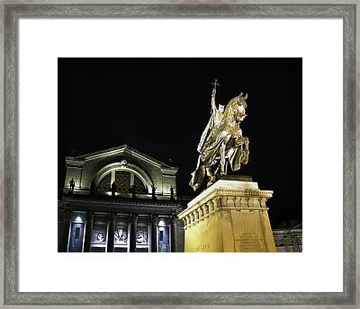 St. Louis Art Museum Framed Print