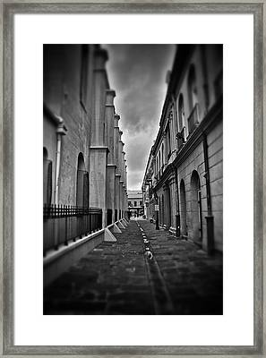 St. Louis Cathedral 4 Framed Print