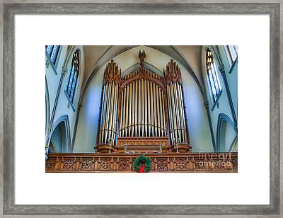 St Louis Church 9 Framed Print by Chuck Alaimo
