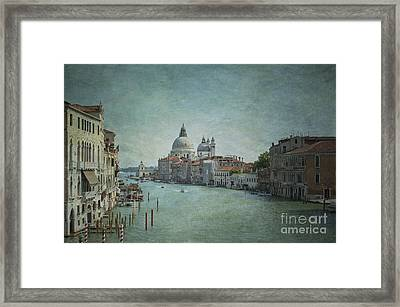St Maria Della Salute Framed Print by Marion Galt