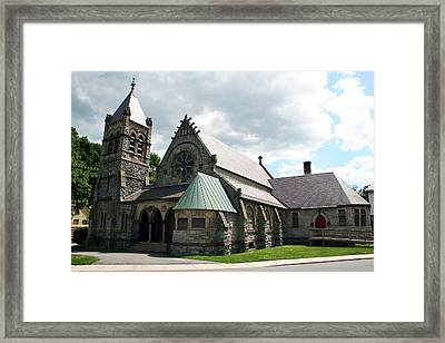St. Mark's Church Framed Print