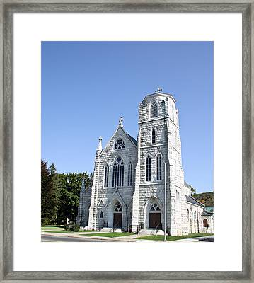 St. Peter's Church Framed Print