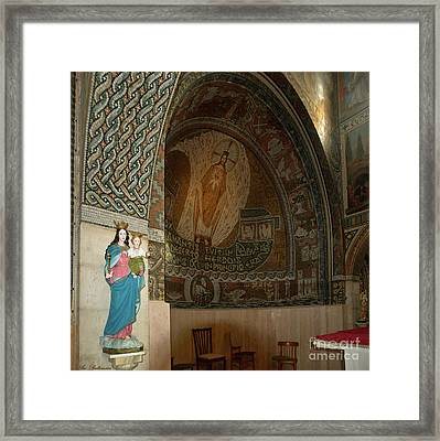 St. Stephen Church Framed Print by Arik Baltinester
