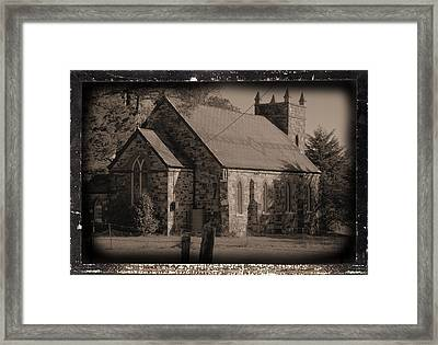 St Stephens Anglican Church Framed Print