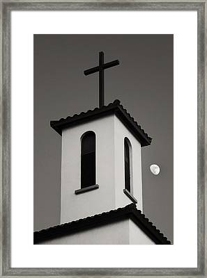 St Thomas Aquinas #1 Framed Print by John Nelson