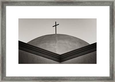 St Thomas Aquinas #2 Framed Print by John Nelson