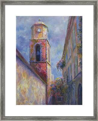 St. Tropez Framed Print by Bonnie Goedecke