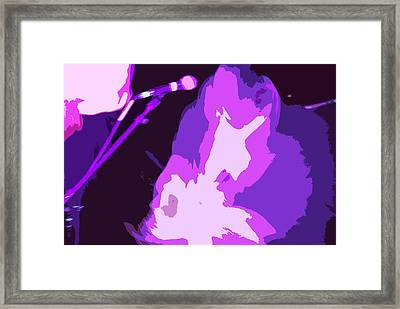Stage Show Framed Print by Peter  McIntosh