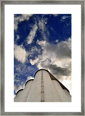 Stair-way-to-heaven Framed Print