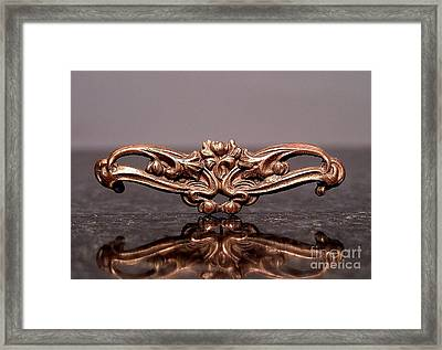 Stampings 31 Framed Print by Dwight Goss