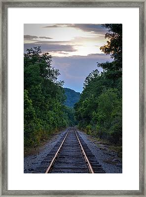 Stand By Me Framed Print by Brian Stevens