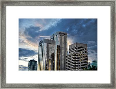 Framed Print featuring the photograph Standing Proud by JM Photography