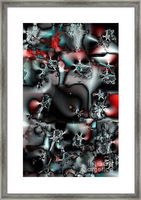 Star Field Framed Print