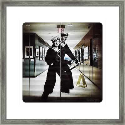 Star Quality: The World Of Noel Coward Framed Print