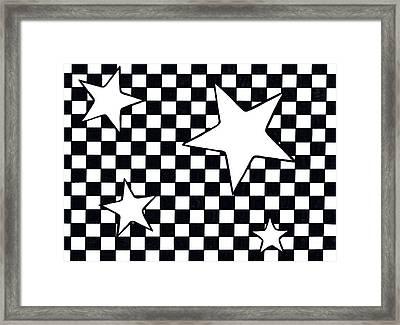 Starboard Framed Print by Mandy Shupp
