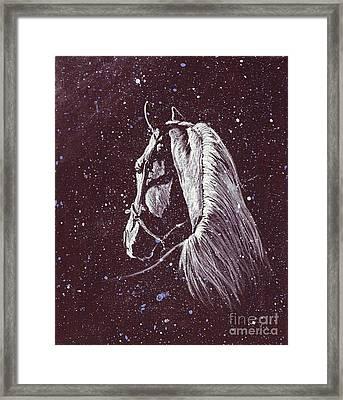 Starlight Serenade Framed Print