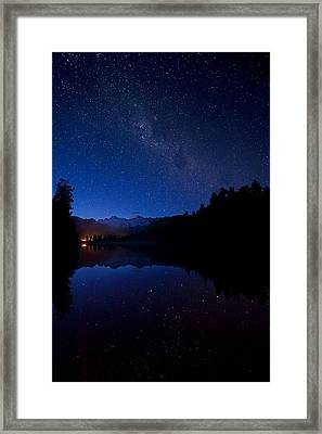 Stars Framed Print by Ng Hock How
