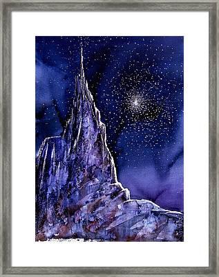Starscape Framed Print