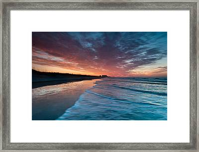 Starting Anew Framed Print by At Lands End Photography