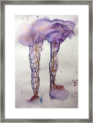 Stasis Framed Print