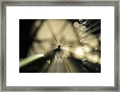 State Of The Art Framed Print by David Lee Thompson