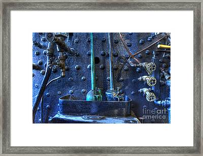 Steampunk 3 Framed Print by Bob Christopher