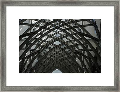 Steel Framed Print by Joseph Yarbrough