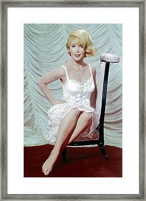 Stella Stevens, 1960s Framed Print by Everett