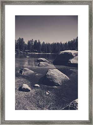 Step By Step Framed Print by Laurie Search