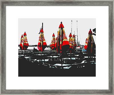 Steveston 1 Framed Print
