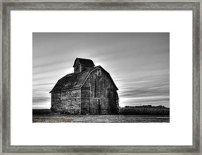 Still Autumn Air Framed Print by Dan Crosby