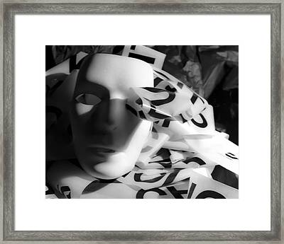 Still  Framed Print by Christian Allen