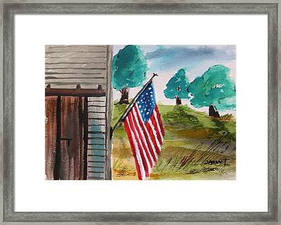Still Day Framed Print by John Williams