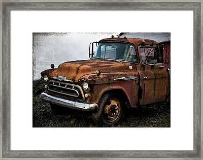 Still Going Framed Print by Bill Cannon