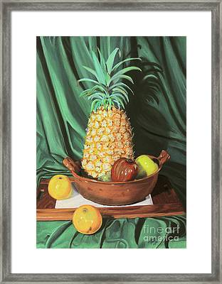 Still Life 1 Framed Print by Jim Barber Hove