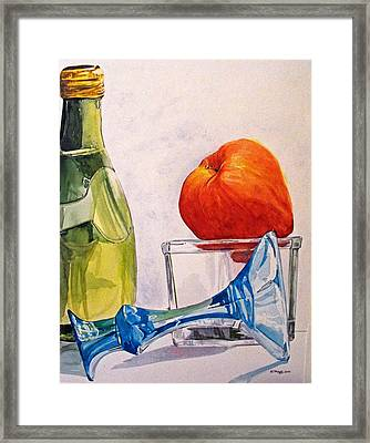 Still Life 2 Framed Print by D K Betts