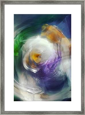 Still Life Grace Framed Print by Marisa Matis