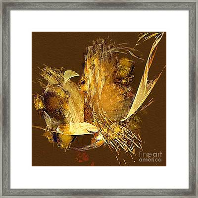Still Life Framed Print