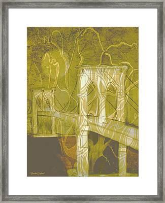 Still Of The Night Framed Print