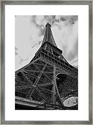 Framed Print featuring the photograph Still Standing by Eric Tressler