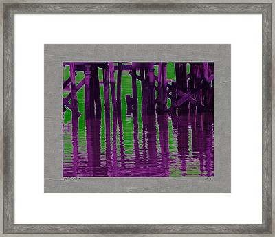 Still Water Framed Print by Rene Crystal