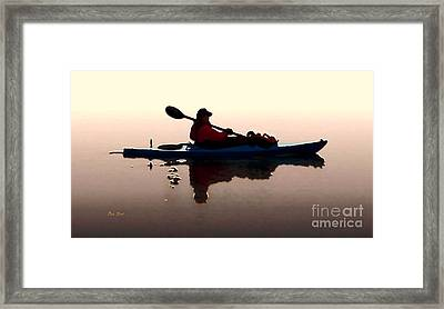 Still Waters Framed Print