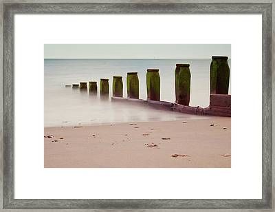 Still Waters Framed Print by Michaela Gunter