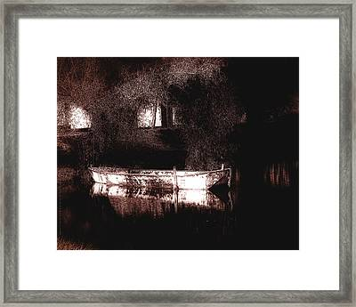 Still Waters Framed Print by Mimulux patricia no No