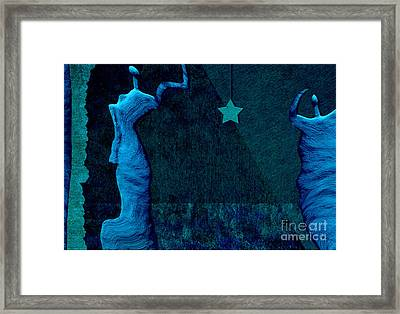 Stone Men 30-33 C02c - Les Femmes Framed Print by Variance Collections