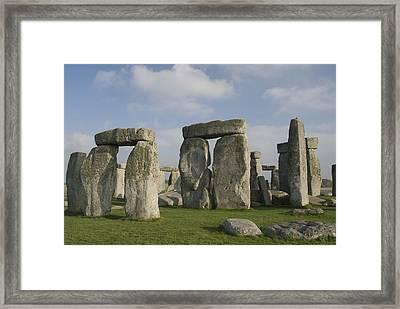 Stonehenge IIi Framed Print by Gloria & Richard Maschmeyer