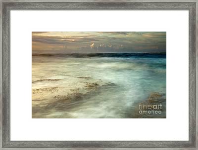 Storm Rise Framed Print