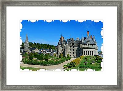 Story Book Land Framed Print by Lanis Rossi